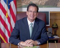 Governor Malloy's Headshot