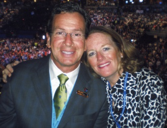 Governor Dannel P. Malloy & First Lady Cathy Malloy